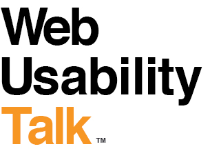Web Usability Talk